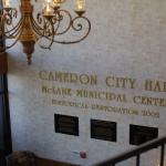Interior entrance of Cameron City Hall McLane Municipal Center